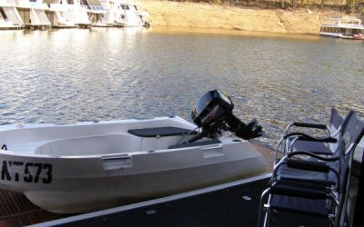 Polycraft Tuff Tender Dingy, Sold by HCHS