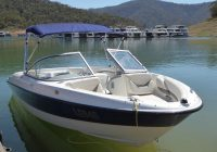 BAYLINER Bowrider 185BR 2007 at Eildon Boat Club for 23900.00