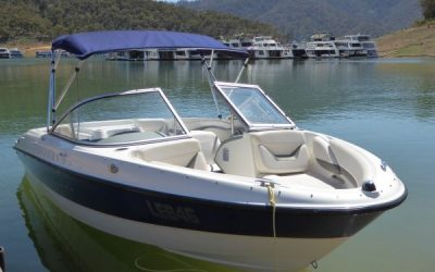 BAYLINER Bowrider 185BR 2007 Sold by HCHS