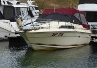SEA MIST 111 Sea Ray Sundancer 270 at Eildon Boat Club for 49000